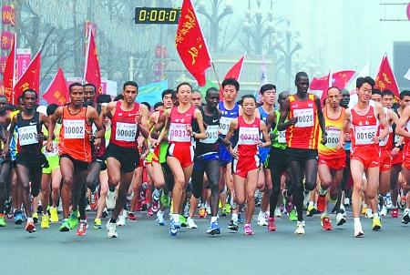 【兼职】南滨路马拉松比赛
