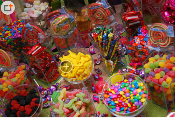 【兼职】超市糖果周末促销