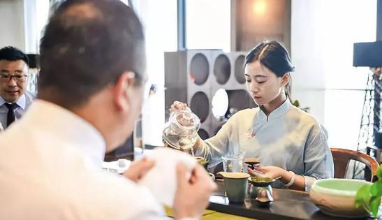 【茶艺培训】一木茶艺队培训