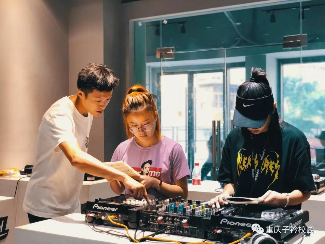 【DJ培训】重庆帕克·DJ工作室培训
