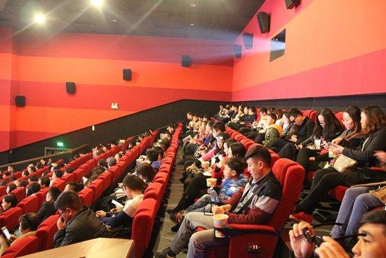 【福利】免费观影!四大影院!