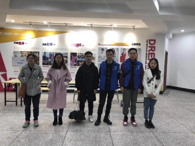 袁家岗天籁艺术中心-艺考协助人员