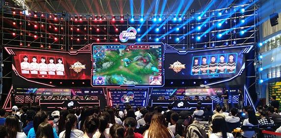 【兼职】大都会东方广场游戏比赛观赛充场人员